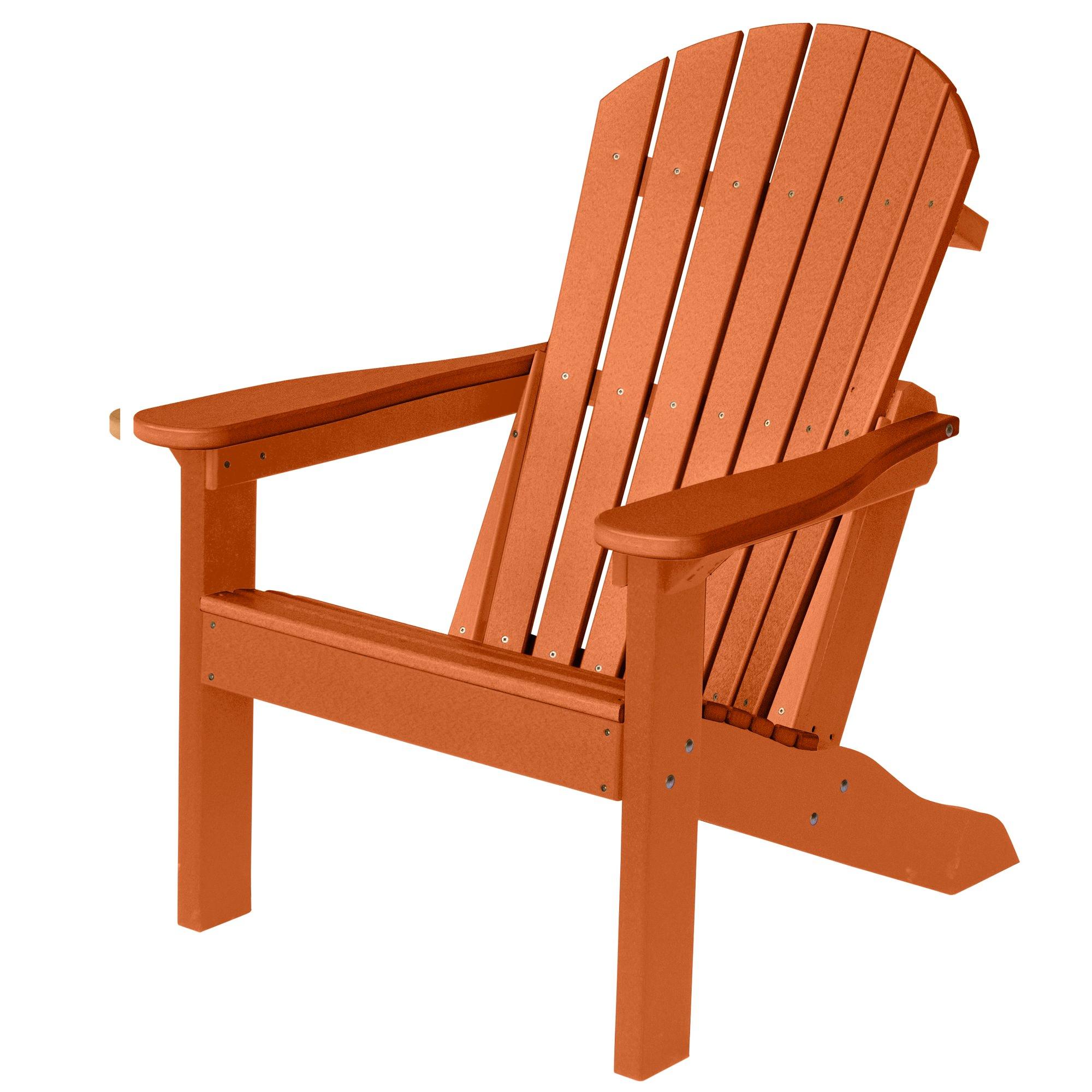 comfo back adirondack chair mango orange berlin gardens