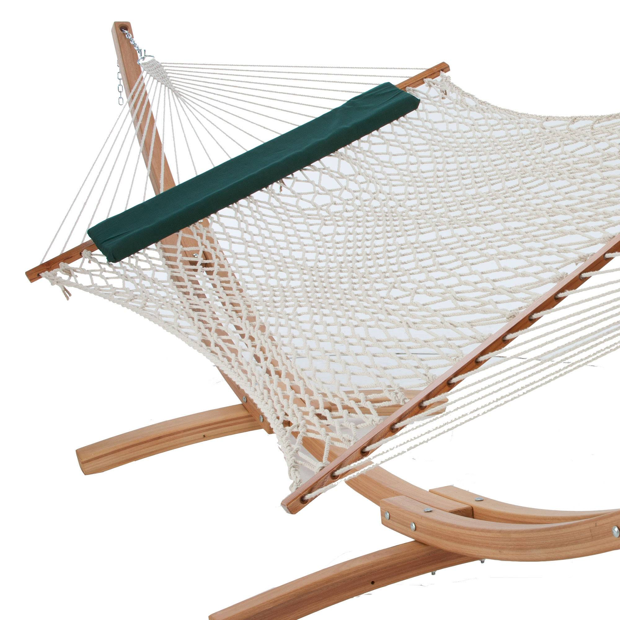 Medium image of deluxe rope hammock  bo