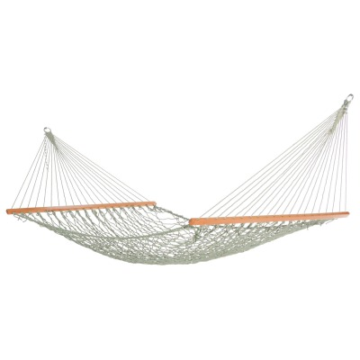 Single Loden Weathersmart Rope Hammock