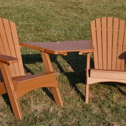Tete-A-Tete Adirondack Table