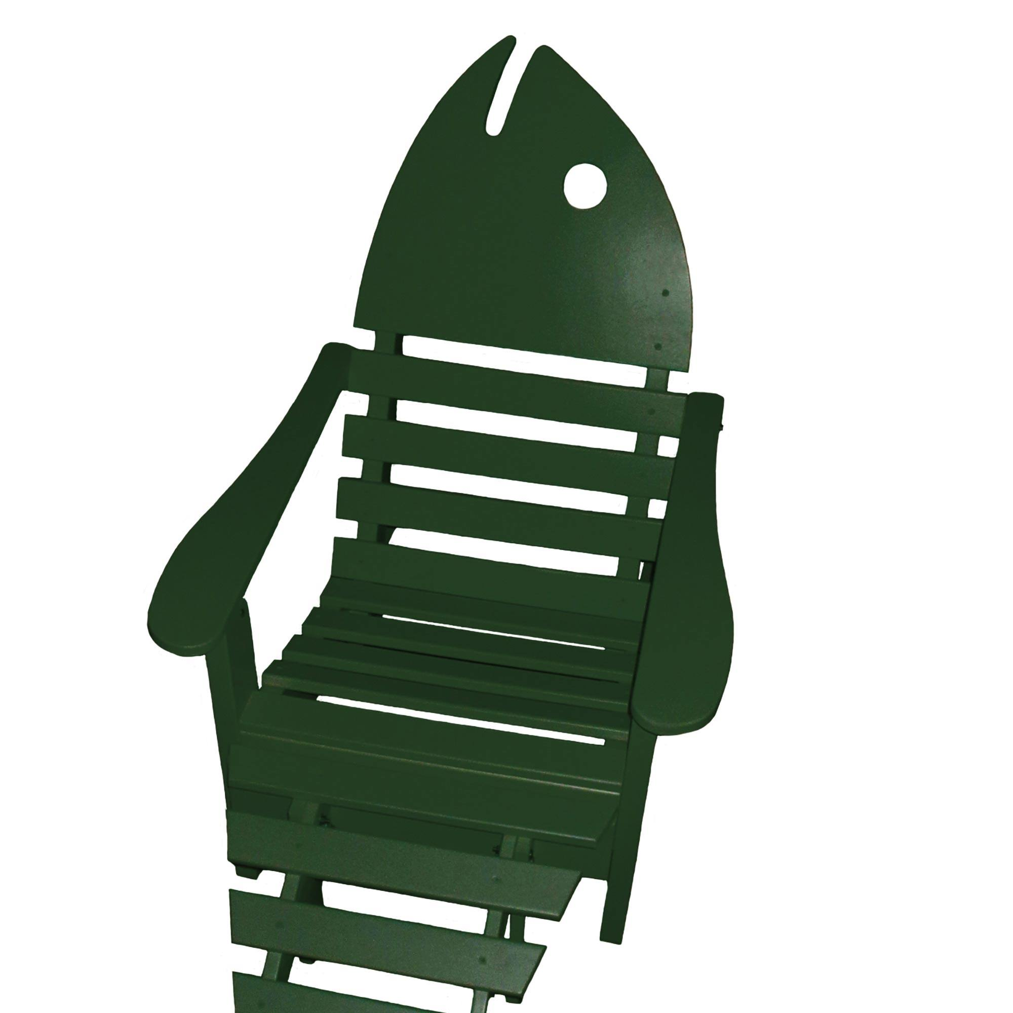 Prairie Leisure Adult Fish Adirondack Chair
