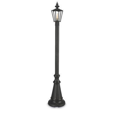 Islander Citronella Single Flame Patio Lantern Park Style