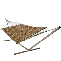 Quilted Hammock - Garden Paradise