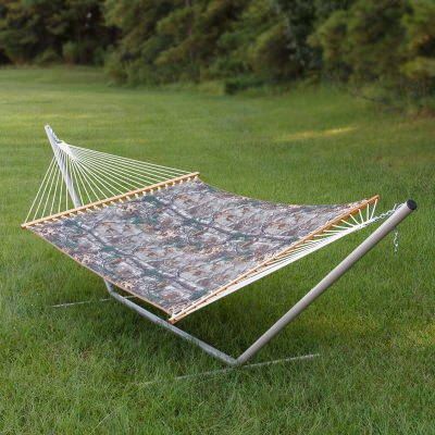 Quilted Hammock - RealTree Camo