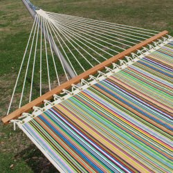 Quilted Hammock - Big Sur Stripe