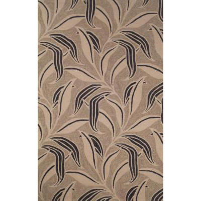 Ravella Leaf Neutral Outdoor Rug