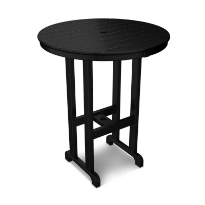La Casa Cafe Round 36 Inch Bar Table