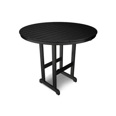 La Casa Cafe Round 48 Inch Bar Table
