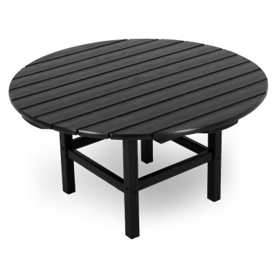 Round 38 Inch Conversation Table