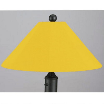 Sunbrella Replacement Lamp Shade in Sunflower Yellow