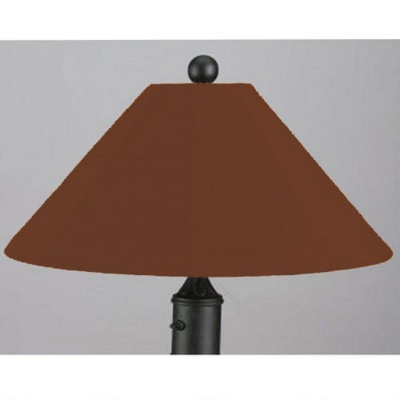 Sunbrella Replacement Lamp Shade in Teak