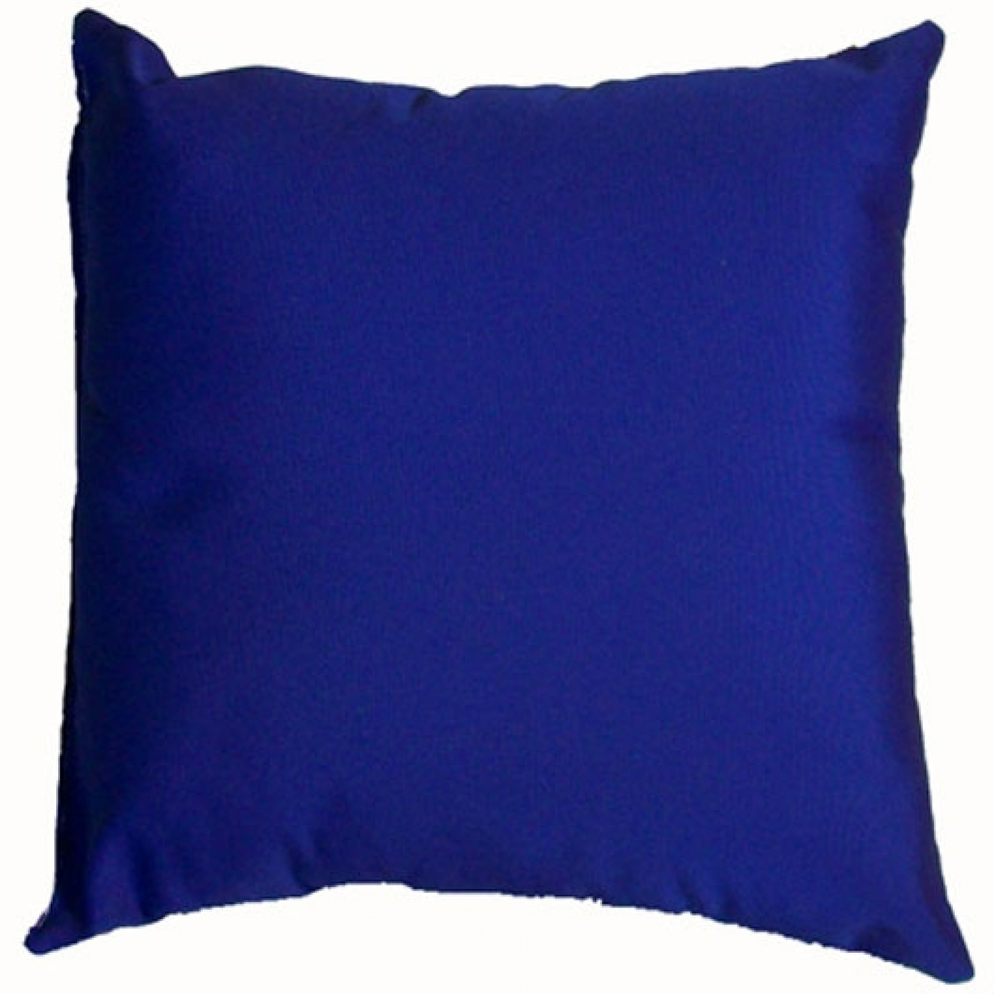Royal Blue And White Throw Pillows : Royal Blue Sunbrella Outdoor Throw Pillow DFOHome