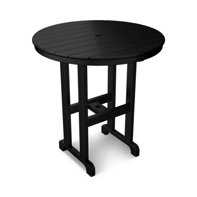 La Casa Cafe Round 36 Inch Counter Table