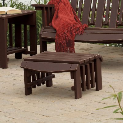 Styxx Collection Adirondack Leg Rest - Poly -