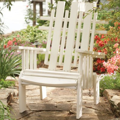 Styxx Collection Adirondack Chair - Pine -