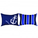 Nautical Outdoor Pillow (18
