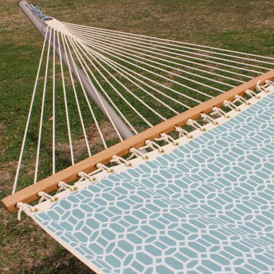 Single Layer Fabric Hammock - Rhodes Quartz