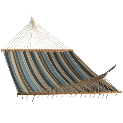 Mountain River Stripe Single Layer Hammock