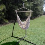 Bronze Single Swing Stand