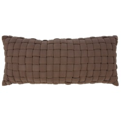 Chocolate Soft Weave Hammock Pillow