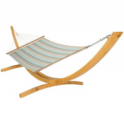 Large Quilted Hammock - Gateway Mist