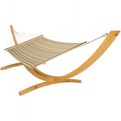 Quilted Hammock - Foster Metallic