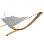 Quilted Hammock - Spectrum Dove