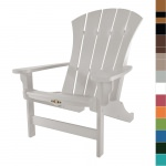 3 Piece Sunrise Adirondack Chair Set