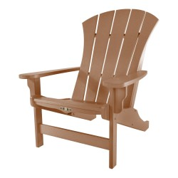 Sunrise Cedar Durawood Adirondack Chair