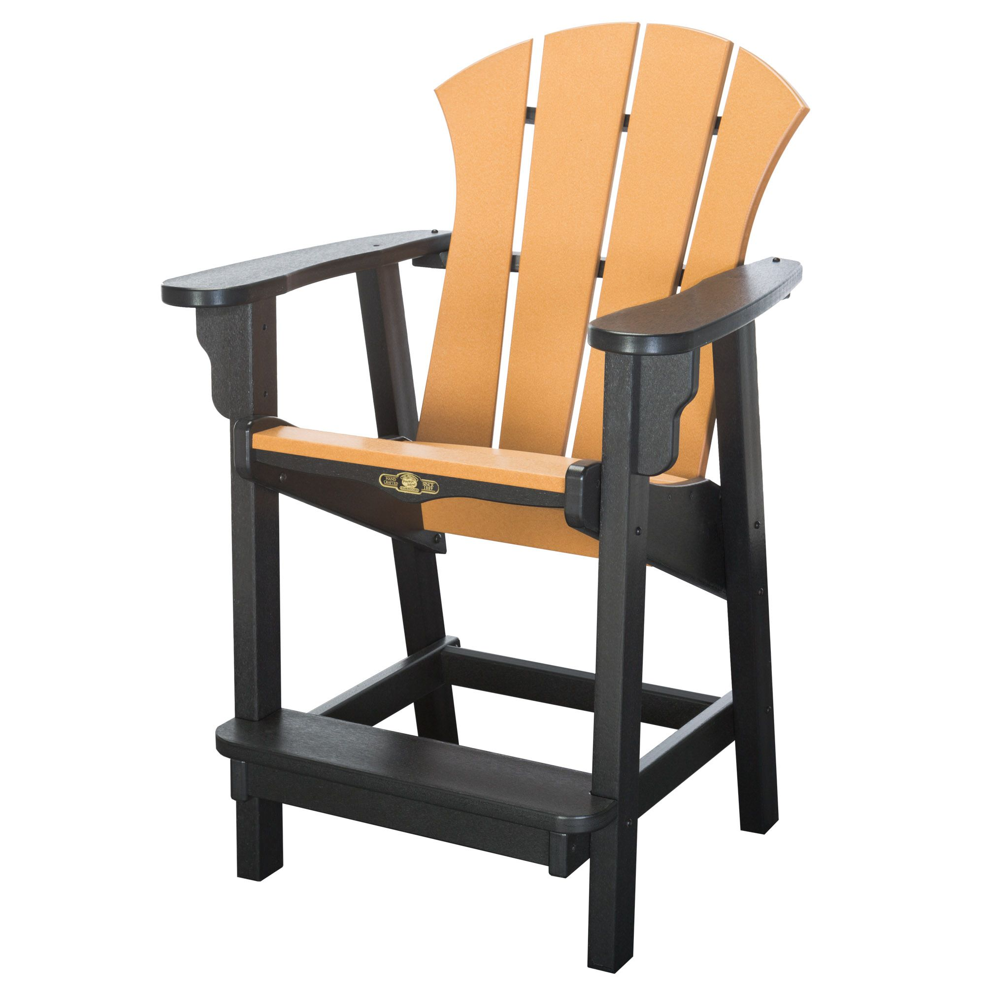 Shop Durawood Sunrise Counter Height Chairs On Sale Dfohome