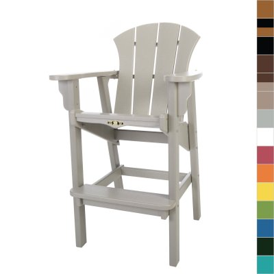 Durawood Sunrise High Dining Chair