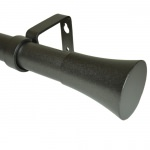 Indoor/Outdoor Decorative Rod - Graphite