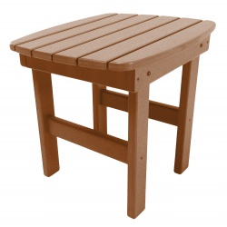 Cedar Durawood Side Table