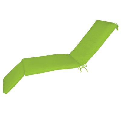 Sunbrella Chaise Cushion Box Double Welt More Colors Green