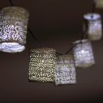 Stella Pearl Solar String Lights