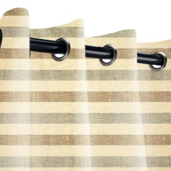 Sunbrella Paris Raffia Outdoor Curtain