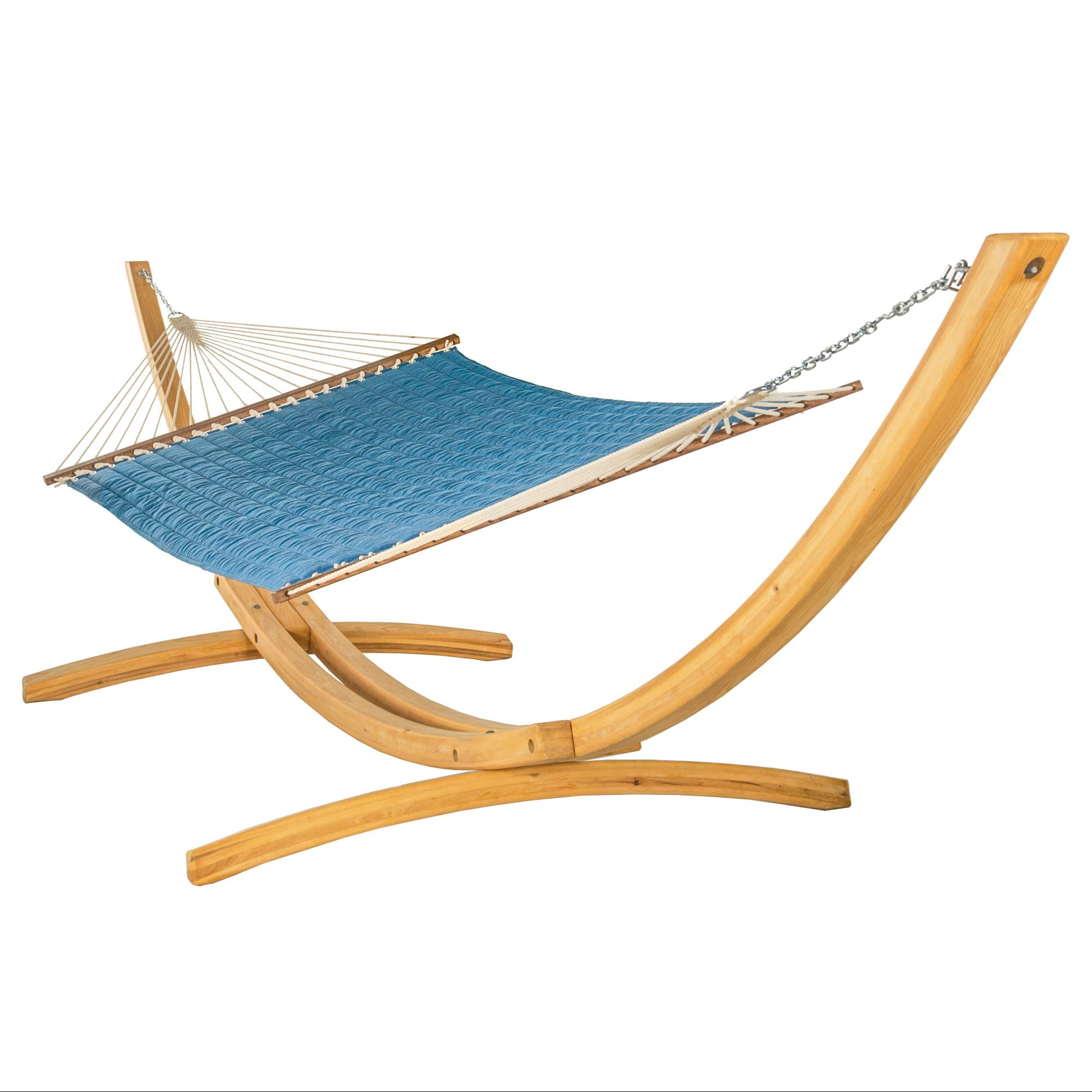 Canvas Regatta Large Quilted Hammock Dfohome
