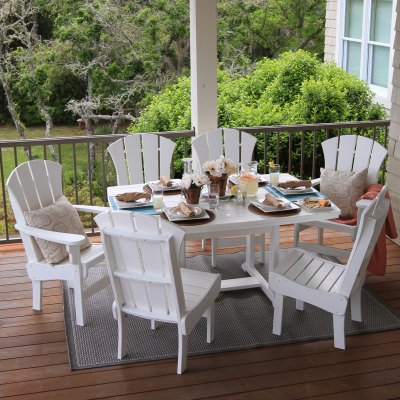 Dining Height Patio Dining Furniture