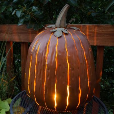 Pumpkin Luminary (TALL)
