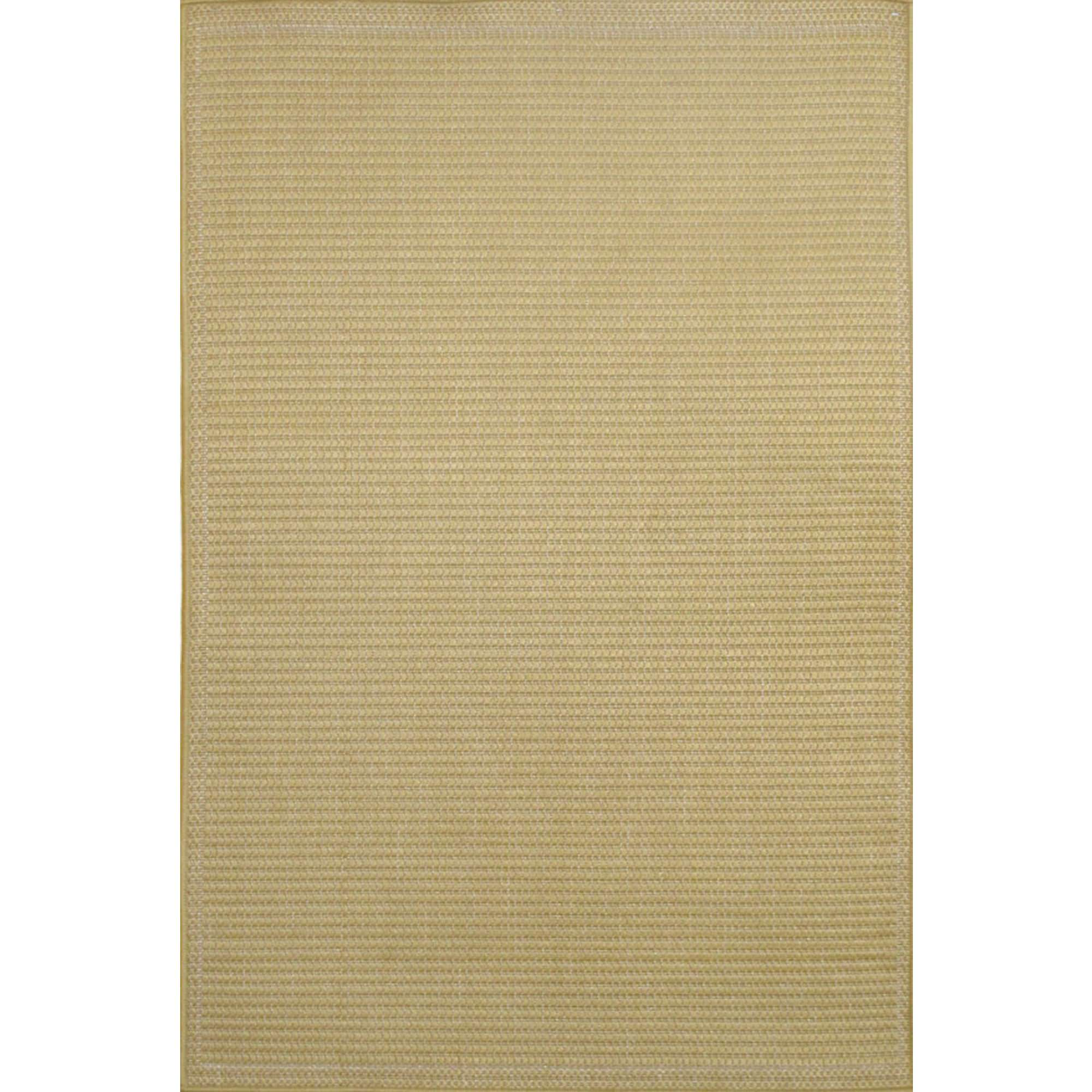 Shop terrace texture yellow outdoor rug 7 39 10 x 9 39 10 for Terrace texture