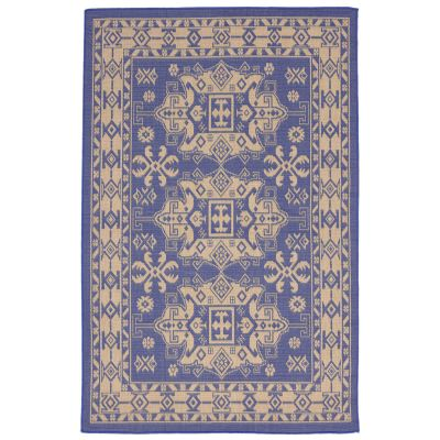 Terrace Kilm Marine Outdoor Rug