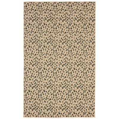 Terrace Spots Neutral Outdoor Rug