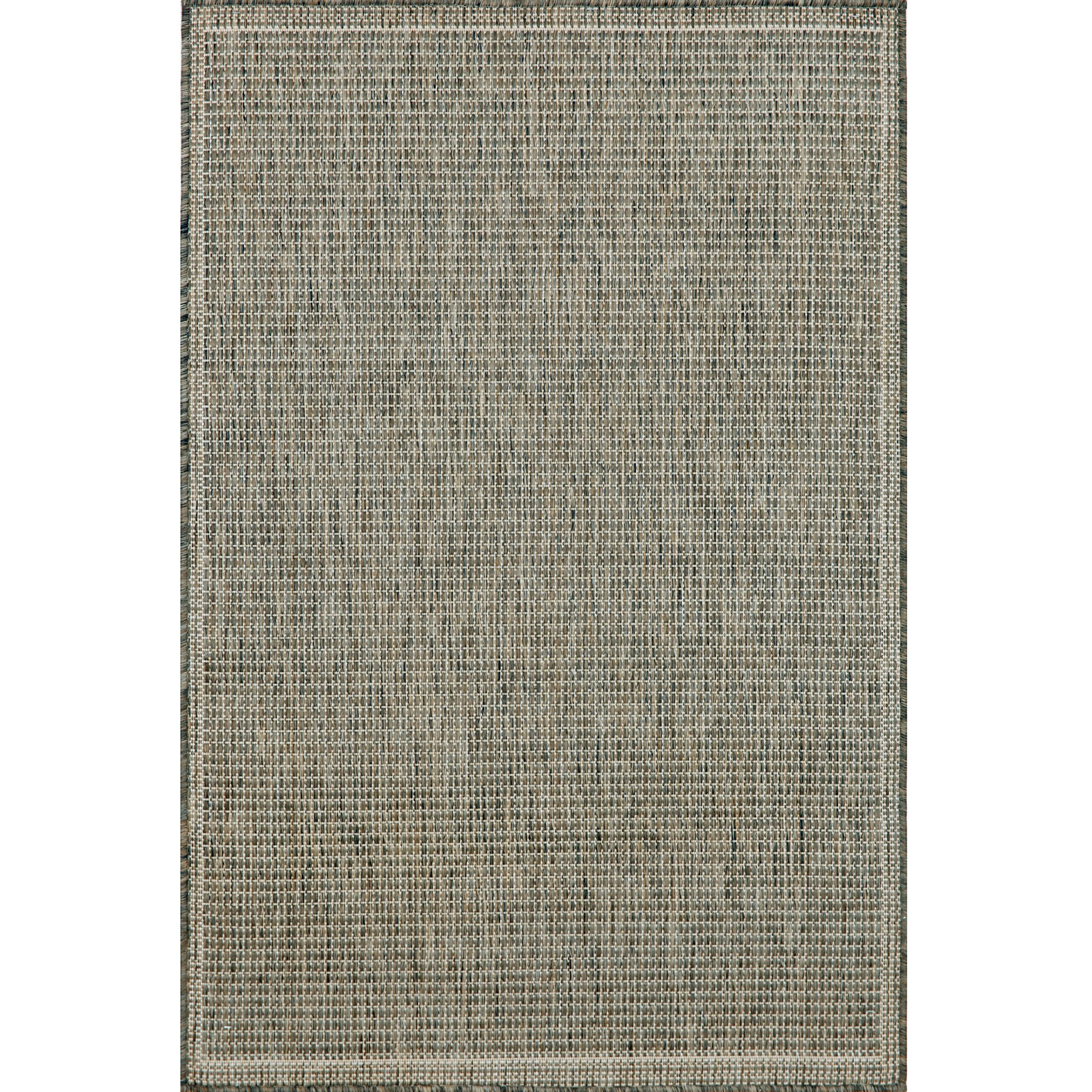 Shop Terrace Texture Silver Outdoor Door Mat 23 X 35 Liora Manne