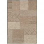 Tides Rockville Cream and Cocoa Outdoor Rug