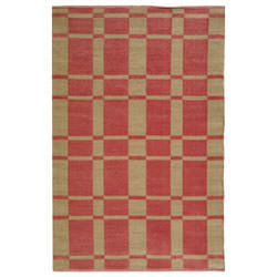 Thom Filicia Indian Red Outdoor Rug
