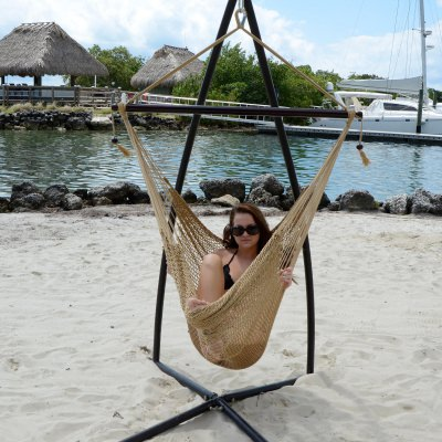 Caribbean Swing with Stand