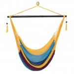 Seaside Stripe Caribbean Swing