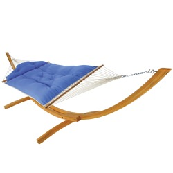 Tufted Hammock - Canvas Capri