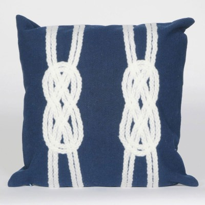 Visions II Double Knot Navy