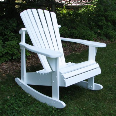 Adirondack Rocker - Painted